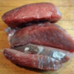 Tartare de boeuf Parer la viande