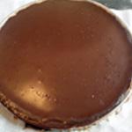 Tate au chocolat Tarte à cuire