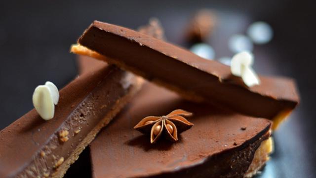 Tate au chocolat Terminer