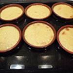 Crème brulée vanille Prête à cuire