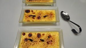 Recette de Crème brulée vanille
