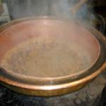 Distiller les mirabelles On ouvre le boilier