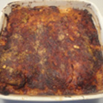 Lasagnes de boeuf Lasagnes cuites