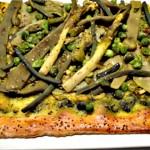 Pizza primavera Terminer