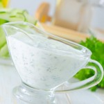 Sauce yaourt Terminer