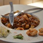 Crevette sauce aigre douce L'assiette