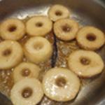 Poire au beurre Saisir les poires
