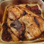 Roti de porc Cuire au four