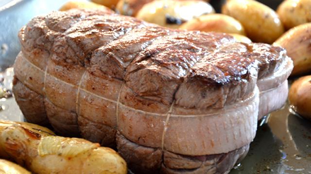 Rosbif Cuisine Maison Un Blog Cuisine Sur Les Recettes Maisons