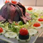 Salade de boeuf Zoom