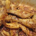 Tajine au poulet Griller les épices
