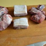 Terrine de veau La viande