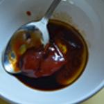 Brochettes de poulet Préparer la sauce