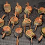 Courgettes et jambon Cuire au four