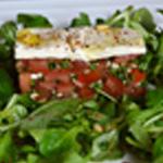 Tartare de tomates Zoom