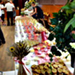 Buffet de verrines Un des buffets