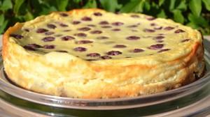 Recette de Cheesecake aux framboises