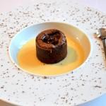 Framboises et chocolat Terminer