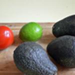 Guacamole Les ingrédients