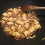 Poulet sauce aigre douce Ajouter la sauce aigre douce
