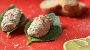 Recette de Rillettes aux deux saumons