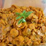 Salade de carottes Marocaine Réfrigérer