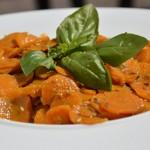 Salade de carottes Marocaine Terminer