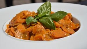 Recette de Salade de carottes Marocaine