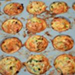 Cake aux courgettes Réductions cuites