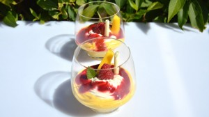 Recette de Mousse mangue