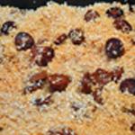 Paella Griller le riz dans la graisse du chorizo