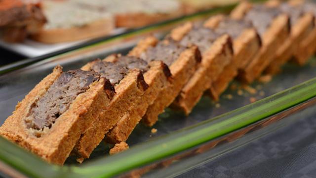 Pâté en croute de faisan Terminer