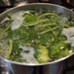 Purée aux légumes Feux doux