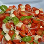 Salade tomates cerise Zoom