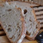 Saumon au pesto Trancher le pain