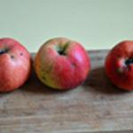 Andouillettes aux pommes Eplucher les pommes