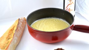 Recette de Cancoillotte au beurre