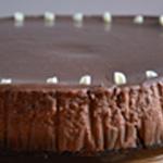 Cheesecake au chocolat Zoom