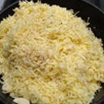 Fondue au st Agur Rapper le fromage