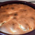 Gateau caramélisé aux pommes Cuire le gâteau