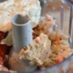 Rillettes de crabe Mixer