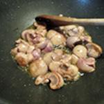 Rognon de veau grillé Griller les rognons