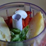 Tapenade de poivron rougeAjouter la pomme de terre