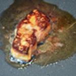 Velouté de châtaignes et foie gras Retourner l'escalope