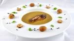 Velouté de châtaignes et foie gras