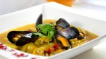 Potage aux moules