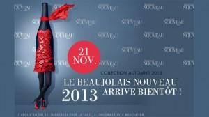 Sélection de Beaujolais nouveau