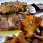 Grenadin de veau et foie gras Zoom
