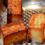 Manchon de canard Griller les pommes de terre