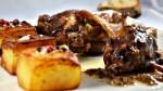 Manchon de canard et pomme de terre